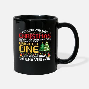 Free Beer This Christmas Like Searching For Brightest Star - Mug