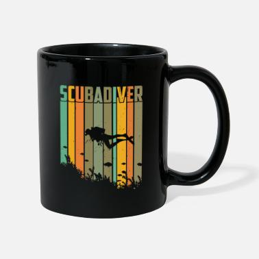 Under Water Scuba Diving Dive Underwater Hobby Gift Idea - Mug