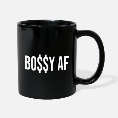 Labour Bossy AF Graphic - Full Colour Mug