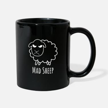 Creature Sheep Sheep meadow Mama Bää - Full Colour Mug