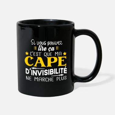 Cape D Invisibilité Cape invisibilité Harry. T-shirt Cadeau moldu - Mug