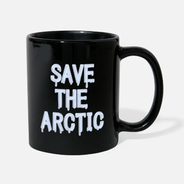 Arctic save the Arctic - Mug