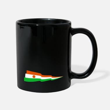 Country Niger Africa Afrika Flag Flagge - Tasse