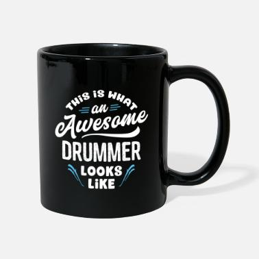 This Is What An Awesome Pops Looks Like This Is What An Awesome Drummer Looks Like - Mug