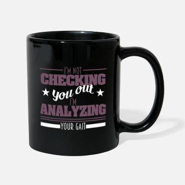 Trefoil Analyzing your gait watch flirt check anal - Mug