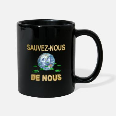 Us SAVE US FROM US - Mug