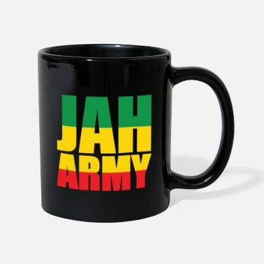 Army Jah Army - Tazza monocolore