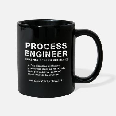 Process process engineer - Mug