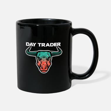 Tradition Day Trader Trader Bulle - Mug