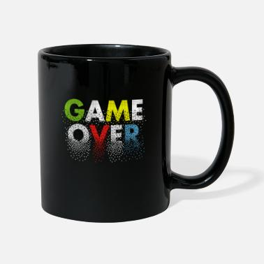 Colour Contrast Game Over - great gift idea - Mug