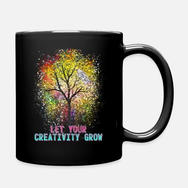 Geist Let Your Creativity Grow - Tasse