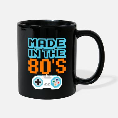 80s Game 80s Gaming 80's Retro Nerd Video Games - Mug