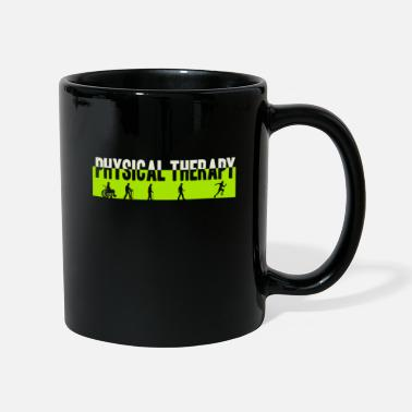 Physiotherapy PT Department of Physiotherapy - Mug
