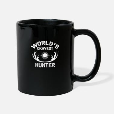 Wild Boar Hunting hunter rifle hunter wild hunting animal gift - Mug