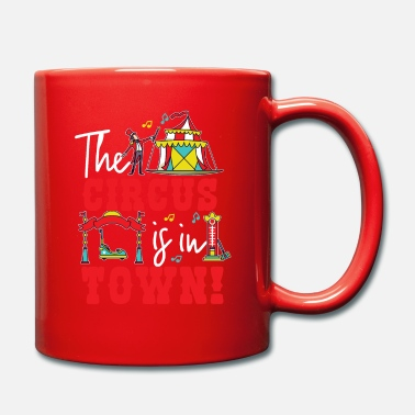 Circus Circus big top city - Mug