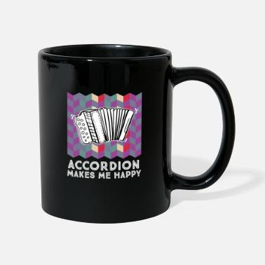 Accordion Accordion Concertina Melodeon Piano Accordion Gift - Mug