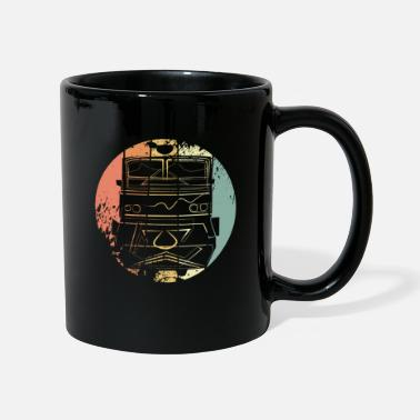 Rétro Locomotive de train - Mug