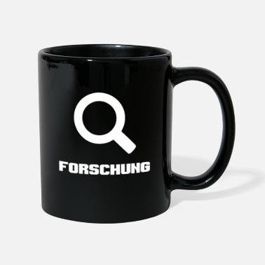 Research Research science knowledge - Mug