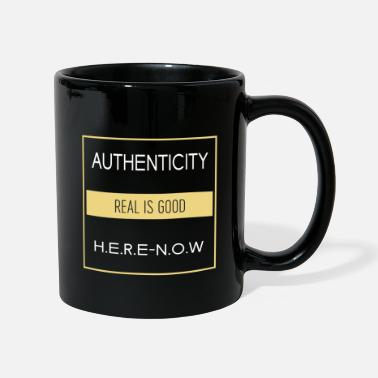 Authentic AUTHENTICITY - Mug