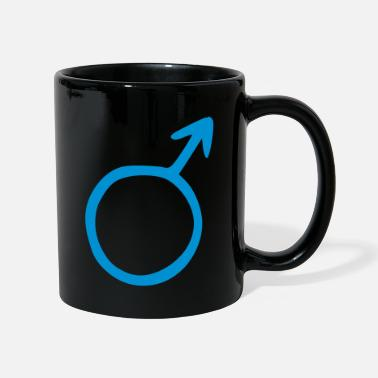 Man Masculine Phallus Male Gender - Mug