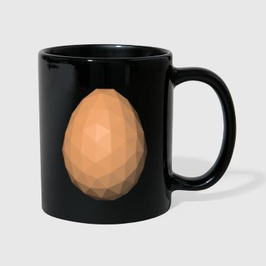 poly Egg - Full Colour Mug