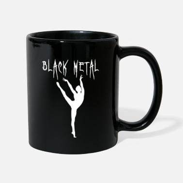Iron Metal Black Metal Ballet - Ironic metal gift - Mug
