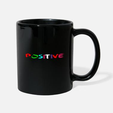 Hello Positive | T-shirt - Mug