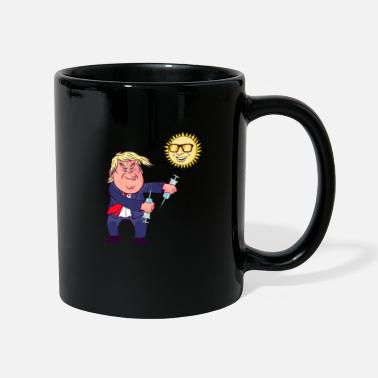 Uv Trump disinfectant and UV treatment - Mug