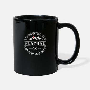 Ski Lift Ski Team Austria Flachau Winter we - Mug