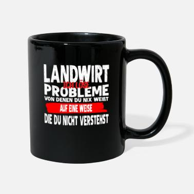 Beef FARM - THE PROBLEM SOLVENT - Full Colour Mug