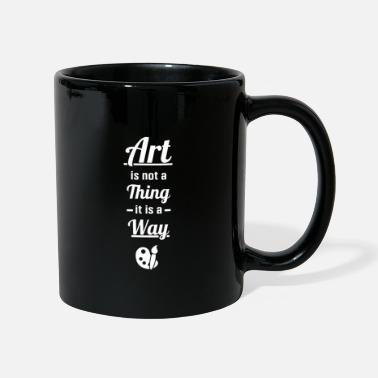 Artist Painter Art Artist Painter print | Artists Painters - Mug
