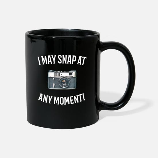 Concept Mugs & Drinkware - I May Snap At Any Moment - Mug black