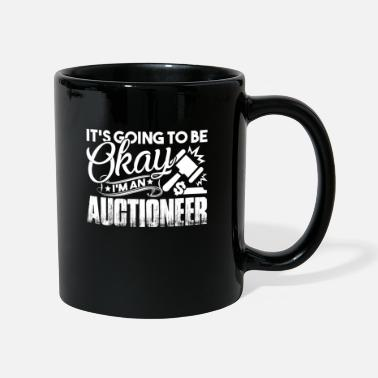 Auctions Auctioneer Im An Auctioneer - Mug