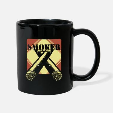 Smoker smoker - Full Colour Mug