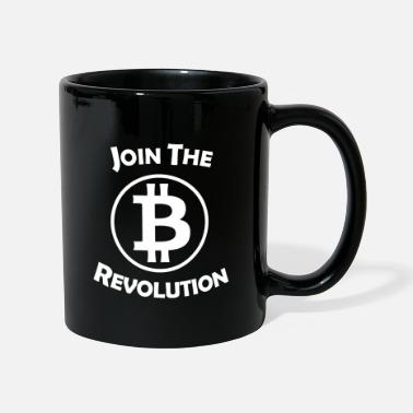 Millionär Bitcoin join the revolution - Tasse