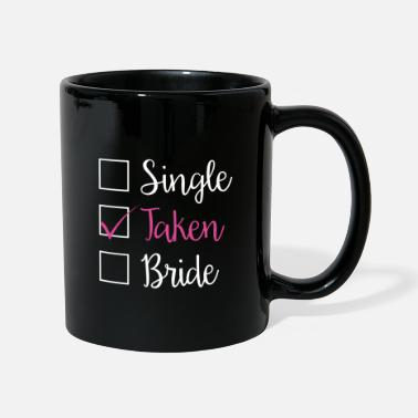Taken TAKEN - SINGLE TAKEN BRIDE (w) - Mug