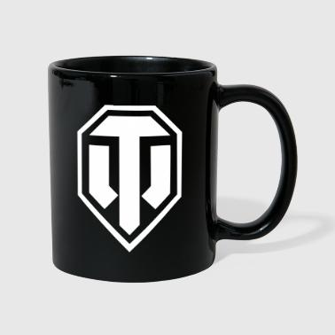 World of Tanks - Logo - Tasse einfarbig