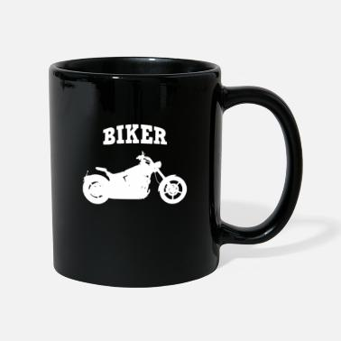 Biker Biker - Full Colour Mug