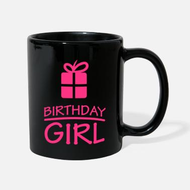 Birthday Happy Birthday Girl Present Logo - Muki