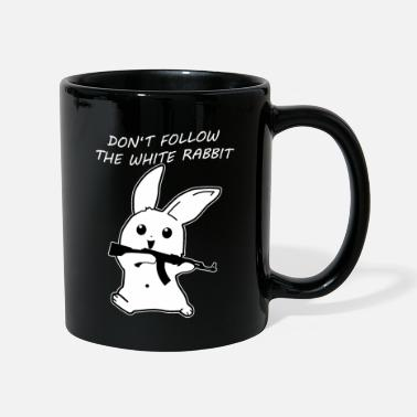 White Rabbit White rabbit - Mug