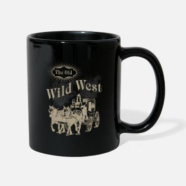Shopping The Old Wild West - Mug
