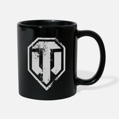 Officialbrands World of Tanks Logo - Mug uni