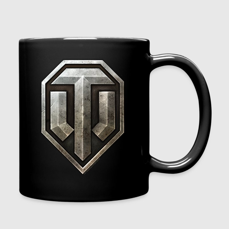 World of Tanks Logo - Full Colour Mug
