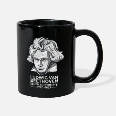 Beethoven's 250th birthday composer conductor 250 - Mug