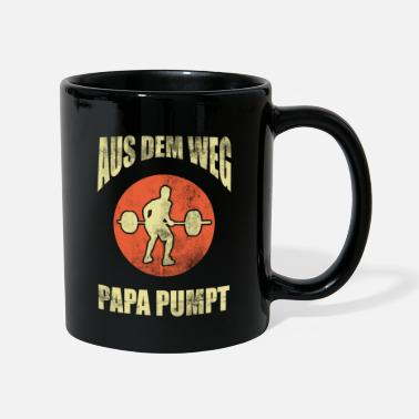 Gym Papa Pumpt - Tasse