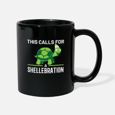 Turtle turtle birthday - Mug