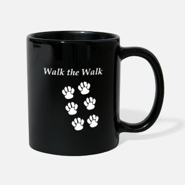 Walking Walk The Walk - Mug