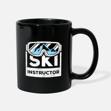 Ski Instructor ski instructor - Full Colour Mug