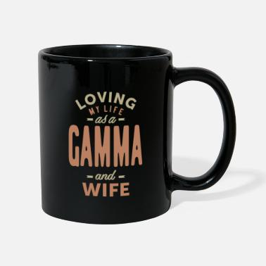 Gamma Gamma And Wife - Mug