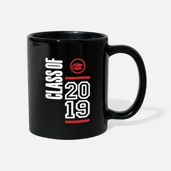 2019 Mugs & Drinkware - Class Of 2019 - Mug black